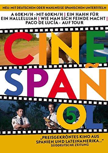 Cinespañol 5 - Kollektionsbox mit vier Filmen aus Spanien und Lateinamerika (mit deutschen und spanischen Untertiteln) (4 DVDs)