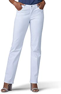 Lee womens Relaxed Fit Straight Leg Jean Jeans