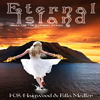 Eternal Island audiobook cover art