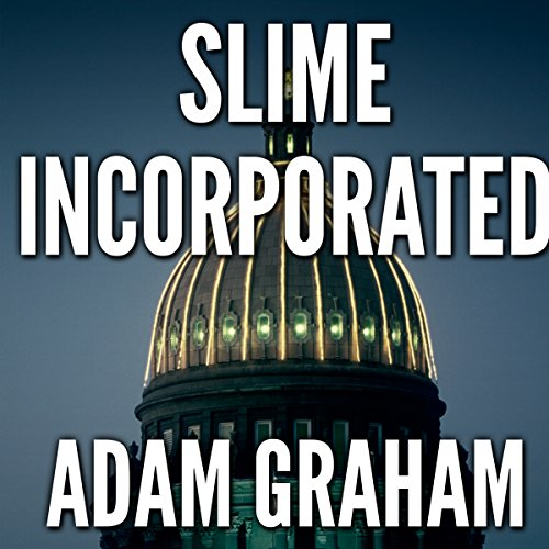 Slime Incorporated audiobook cover art