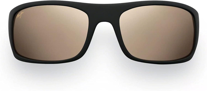 Maui Jim Peahi Wrap Sunglasses