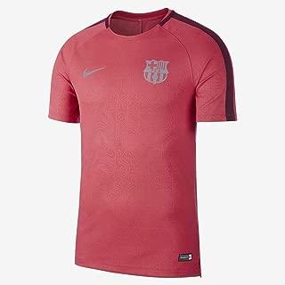 Barcelona Dri-FIT Squad Training Jersey 2018/2019 - Pink