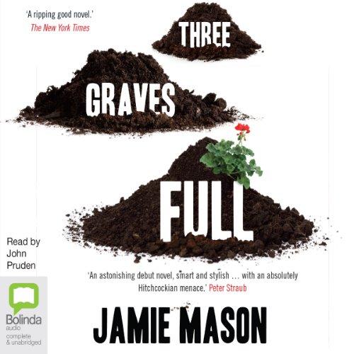 Three Graves Full audiobook cover art