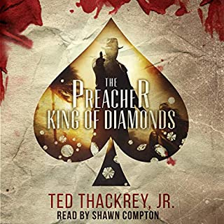 The Preacher: King of Diamonds audiobook cover art