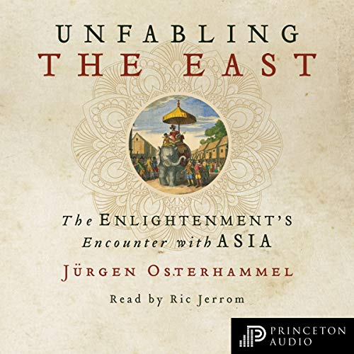 Unfabling the East cover art