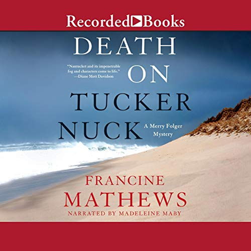 Death on Tuckernuck cover art