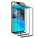 Vivi Cool OnePlus 6Pellicola Protettiva in Vetro Temperato, OnePlus 6, Durezza 9H Super durevole, Anti Olio, Pellicola protettiva in vetro temperato pellicola protettiva per display per OnePlus 6vetro temperato [3pezzi]