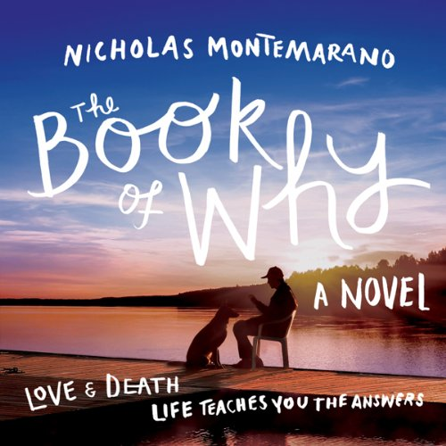 The Book of Why audiobook cover art