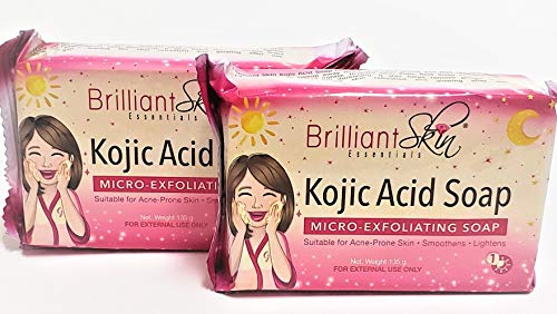 Brilliant skin soap