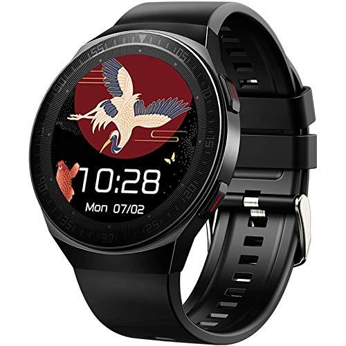 Indygo MT3 música reloj inteligente 8 GB memoria hombres mujeres Bluetooth llamada pantalla táctil completa impermeable función de grabación moda smartwatch