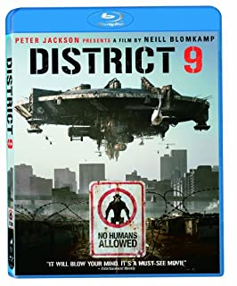 District 9 [Blu-ray] (B002SJIO5E) | Amazon price tracker / tracking, Amazon price history charts, Amazon price watches, Amazon price drop alerts