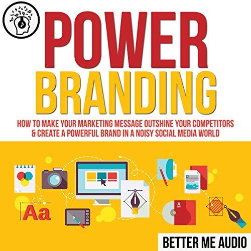 Power Branding audiobook cover art