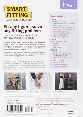 Smart Fitting with Kenneth D. King