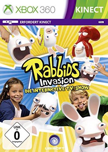 Rabbids Invasion Die interaktive TV Show [Xbox 360]