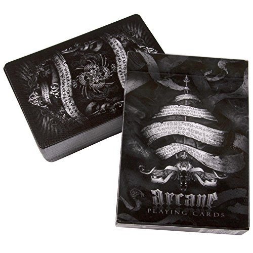 Bicycle ARCANE BLACK DECK