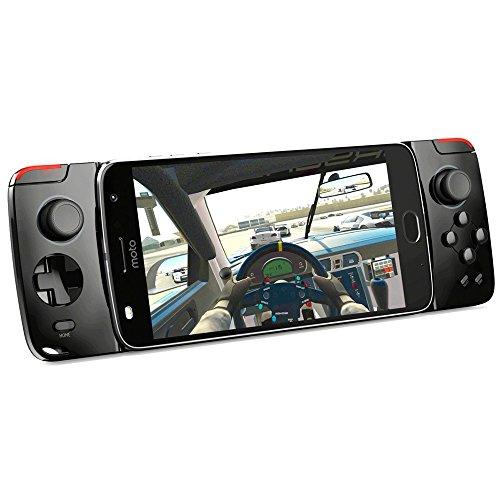 Moto Gamepad (geeignet für alle Moto Z Smartphones) schwarz