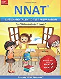 NNAT Test Prep Grade 2 Level C: NNAT3 and NNAT2 Gifted and Talented Test Preparation Book - Practice Test/Workbook for Children in Second Grade