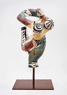 Alfajar Escultura cerámica Ninfa II