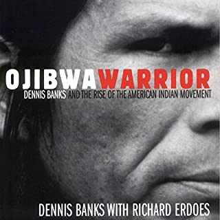 Ojibwa Warrior audiobook cover art