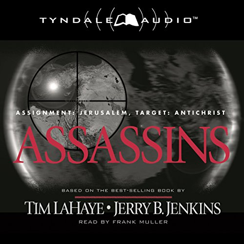 Assassins: Assignment: Jerusalem, Target: Antichrist cover art
