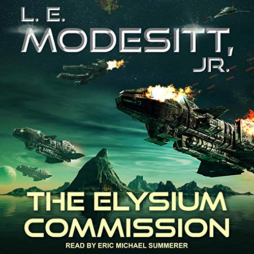 The Elysium Commission cover art