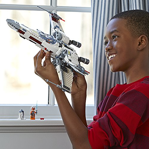 X-Wing Starfighter Luke Skywalker LEGO Star Wars 75218 - 730 Pièces - 2