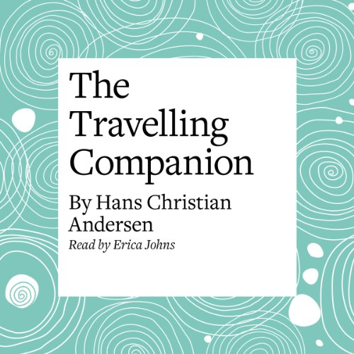 The Travelling Companion audiobook cover art