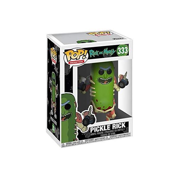 Funko Pop Pickle Rick (Rick & Morty 333) Funko Pop Rick & Morty
