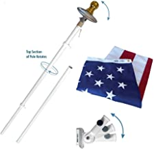 Best american flag with solar light Reviews