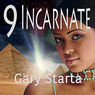 9 Incarnate audiobook cover art