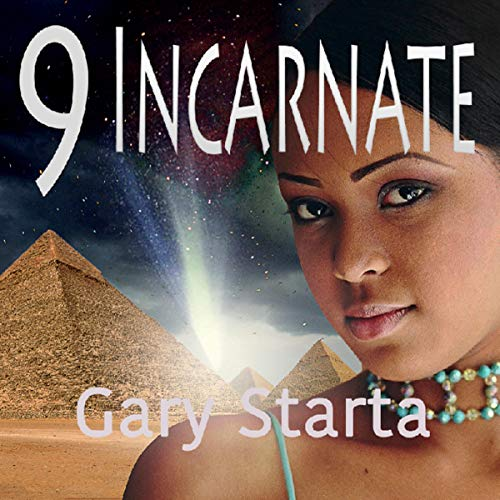 9 Incarnate audiobook cover art