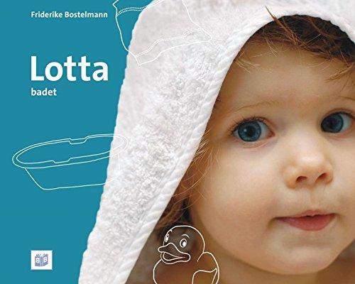 Lotta badet (Foto-Bilderbücher)