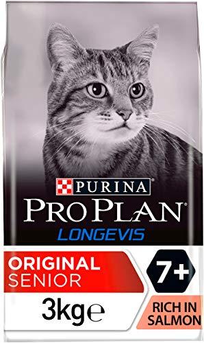 Pro Plan Cat Adult Lachs 3kg Katzenfutter von Purina
