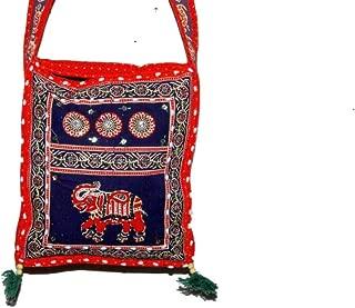 Indian Wholesale 50 pc lot Bulk Mandala Bag Tribal Boho Shoulder & Handbag Ethnic Cotton Messenger Carry Bag For Ladies mn-28