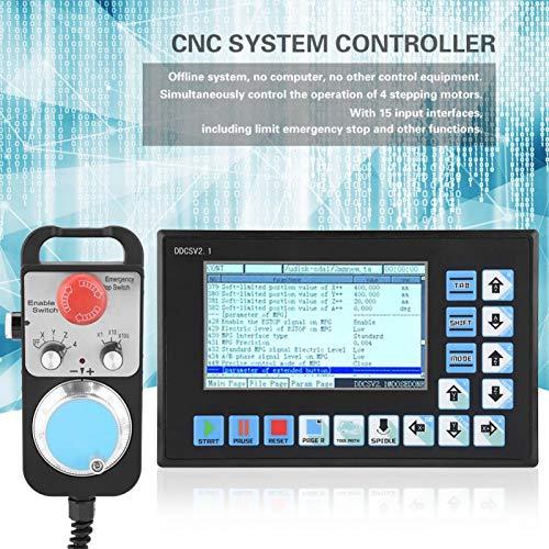 Emergency Stop Handwheel 4-Axis Sensitive DDCSV2.1 for Controlling