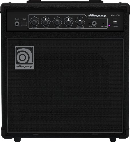 Ampeg BA108V2 20-Watt 8' Bass Combo Amplifier
