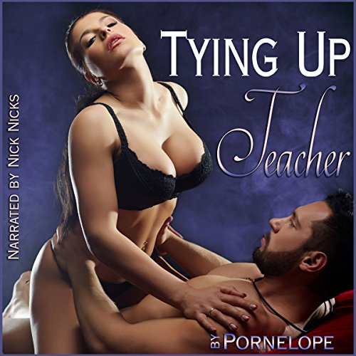 Tying Up Teacher cover art