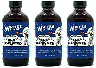 White's Elixirs Old Fashioned Mix Triple Pack