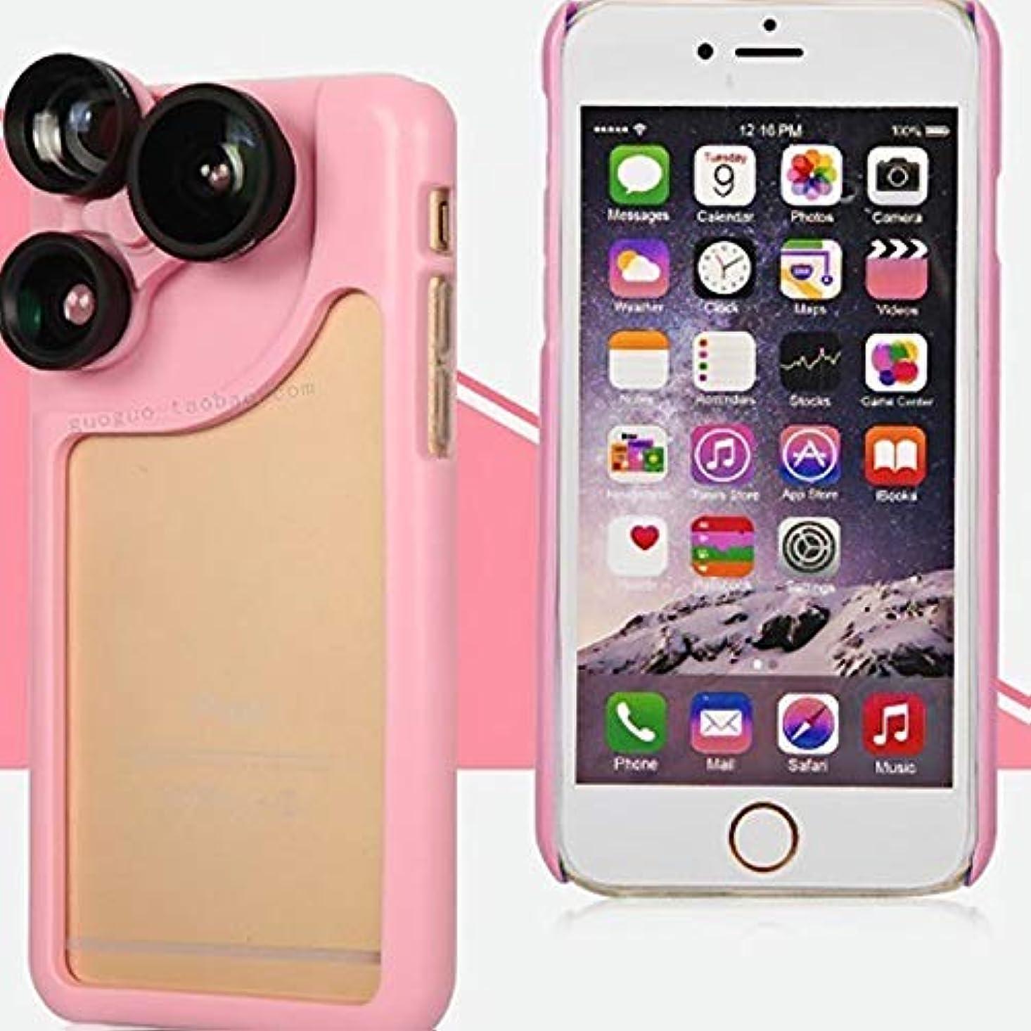 マントルキリマンジャロ深さJicorzo - 4 iphone 6S 6プラスPC +シリコーン写真シェル保護Retaill包装ボックスの1のカメラレンズカバーケースで