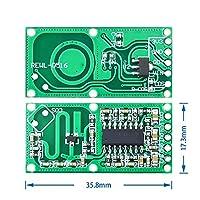 5pcs/lot RCWL-0516 microwave radar sensor module Human body induction switch module Intelligent sensor