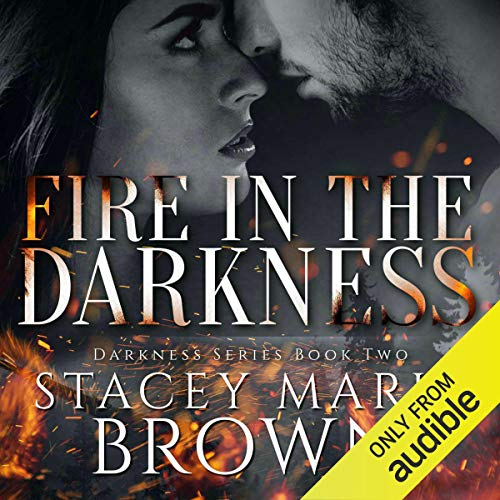 Fire in the Darkness audiobook cover art