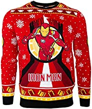 numskull Iron Man Suéter Unisex Adulto