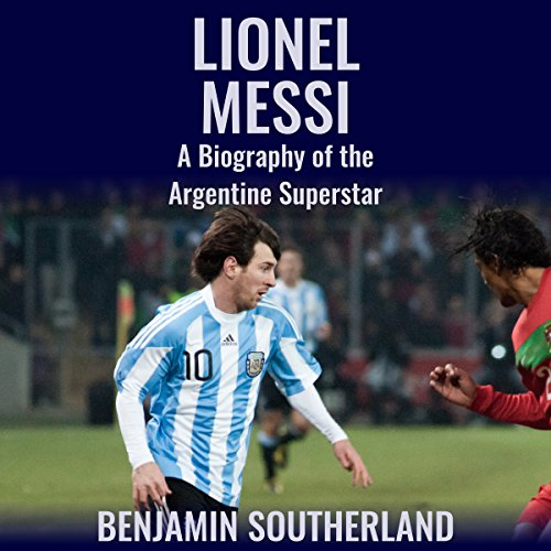 Lionel Messi cover art