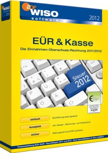 WISO EÜR & Kasse 2012