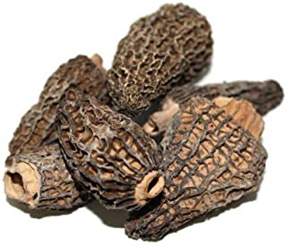 Dried Morels Mushrooms - 4 oz. Life Gourmet Shop
