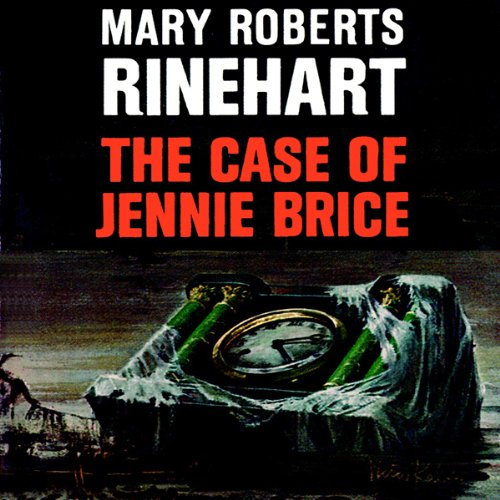 The Case of Jennie Brice cover art