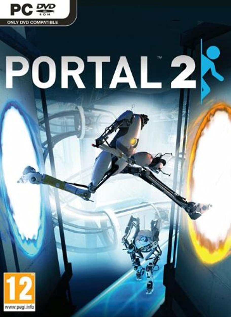 驚いたことにおっと賄賂Portal 2 (PC) (輸入版)