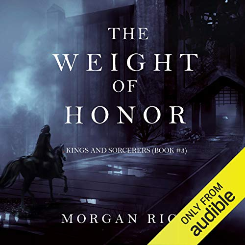 The Weight of Honor cover art