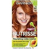 Garnier Nutrisse Nourishing Color Creme [643] Light Natural Copper 1...