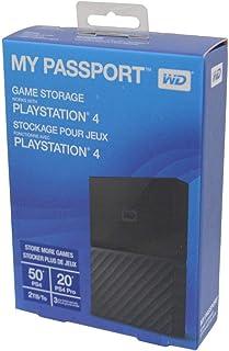 WD 2 TB External Hard Disk - WDBZGE0020BBK-WESN